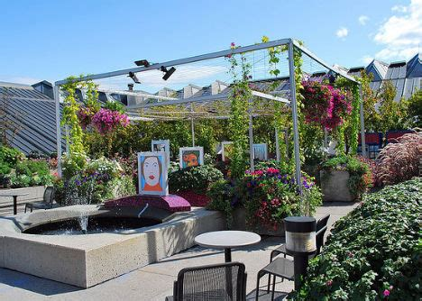 how to rooftop garden 14 relaxingly beautiful and productive urban rooftop gardens webecoist