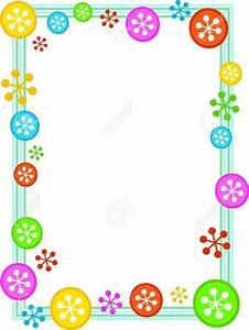 Home Design: Colourful Festive Retro Snowflake Frame ...