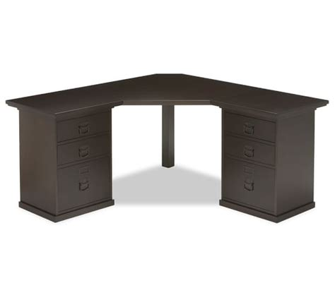 pottery barn bedford desk used bedford corner desk pottery barn