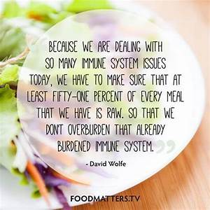 Eat More Raw Fo... Raw Eating Quotes