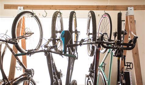 diy bike rack diy bike storage rack