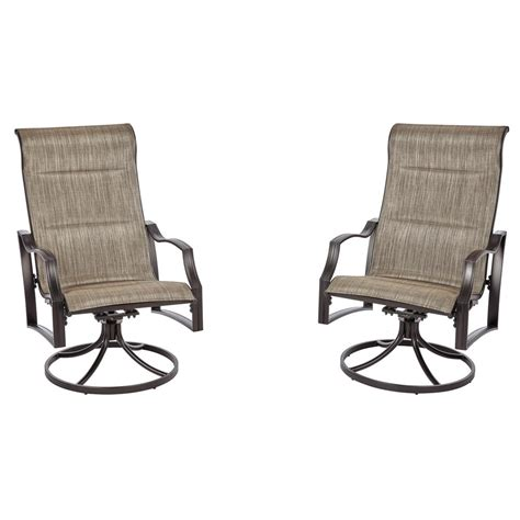 motion patio chairs hamlake 7 wrought iron motion