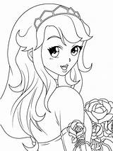 Adult anime coloring pages