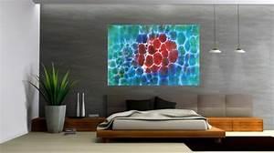 Dreiteilige Bilder Auf Leinwand : reflektionen leinwand techno art ~ Orissabook.com Haus und Dekorationen