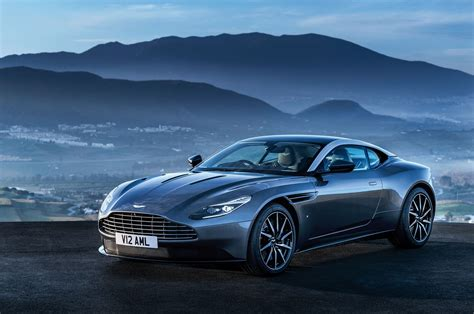 Aston Martin Db11 2016 Review