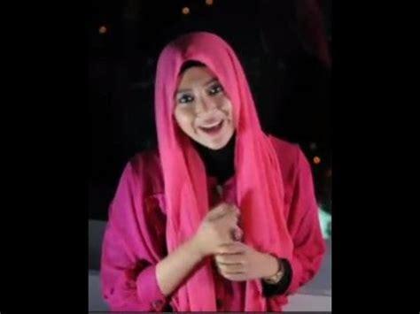 tutorial hijab pashmina sifon terbaru   pesta
