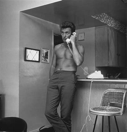 Eastwood Clint Phone Early Actor 1960 Birthday