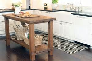 images of kitchen island 15 reclaimed wood kitchen island ideas rilane