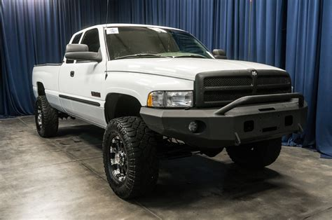 Dodge 2500 Diesel by Used Lifted 2001 Dodge Ram 2500 Slt 4x4 Diesel Truck For