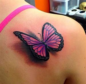 5+ Nice Butterfly Tattoos