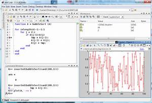Visual Debugging With Linked Plots  U00bb Matlab Community