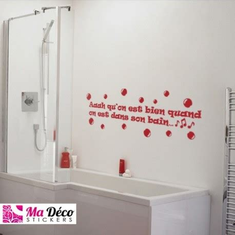 sticker bain cheap stickers quotes discount wall stickers madeco stickers