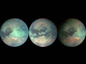 Titan – land of lakes and valleys