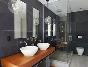 les 25 meilleures idees de la categorie carrelage gris sur With porte d entrée pvc avec carrelage salle de bain mosaique bleu