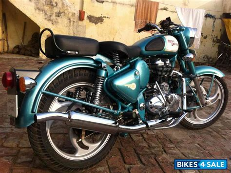 Enfield Classic 500 Picture by Greenish Royal Enfield Classic 500 Picture 1 Album Id Is