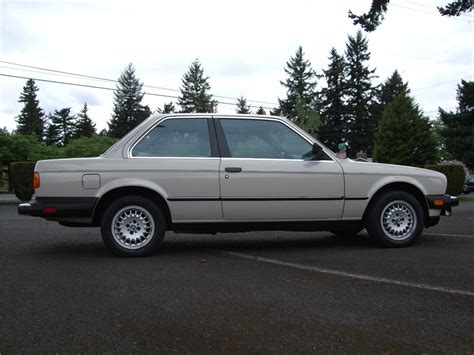 1985 Bmw 325e 2 Door Coupe 108196