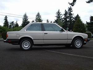 1985 Bmw 325e 2 Door Coupe