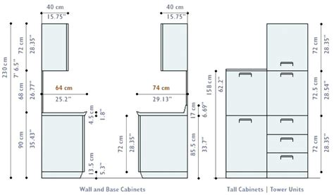 standard kitchen cabinet height from counter standard height of kitchen cabinets above counter