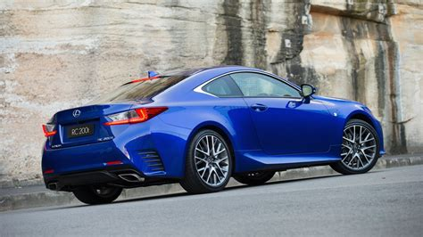 Lexus Rc 200 by 2016 Lexus Rc200t Review Caradvice
