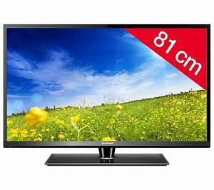 Tv Soldes Carrefour : tv led pas cher carrefour blaupunkt t l viseur led b32fx122bk ventes pas ~ Teatrodelosmanantiales.com Idées de Décoration