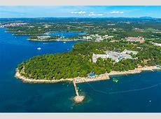 Hotel Delfin in Poreč, Istrien, Kroatien Laguna Poreč
