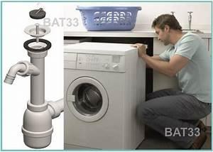 Brancher Une Machine à Laver : installation de branchement lave linge bordeaux ~ Melissatoandfro.com Idées de Décoration