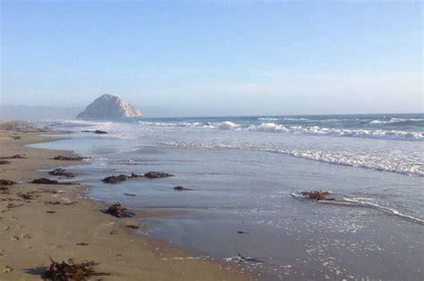 california central coast beach camping  campgrounds