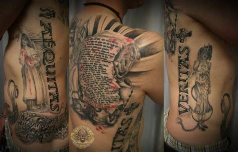 boondock saints tattoos    awesome slodive