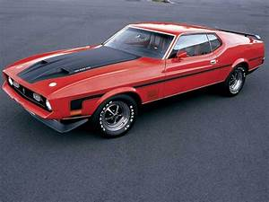 1971 Ford Mustang Mach 1 - OEM, Classic Car - Mustang Monthly