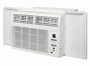 Ge 8 000 Btu 12 1 Eer 115v Window Air Conditioner