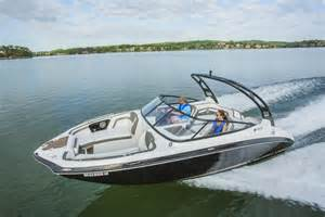 Deck Boat Yamaha by Yamaha Introduces All New 24 Foot Boats And Advanced