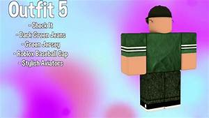 10 AWESOME FREE ROBLOX OUTFITS!!!!! - YouTube