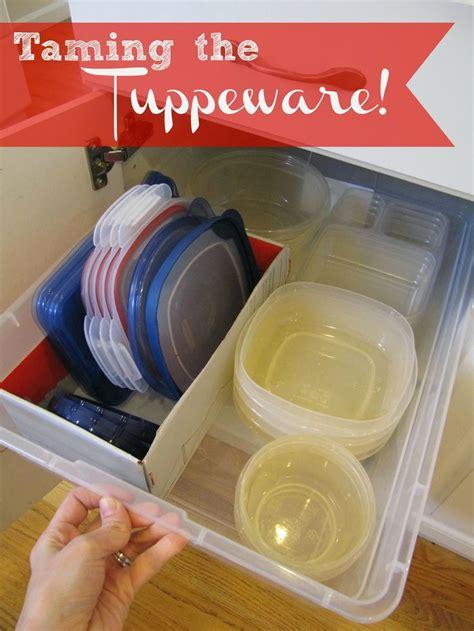 tupperware kitchen organization 25 best ideas about tupperware organizing on 2963