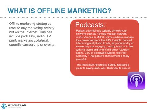 what s marketing cost effective ways of offline marketing for adventure