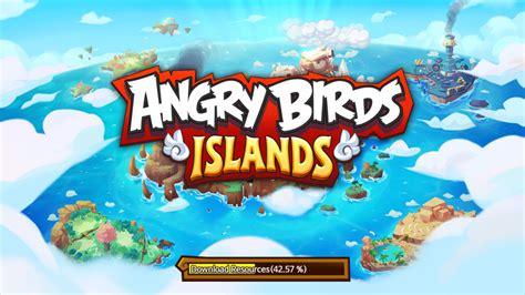 Clash Of Clans Boat Island by Angry Birds Islands Un Nuevo Juego De Estrategia Con Los