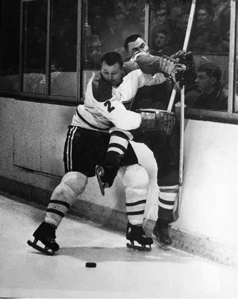 montreal nhl retired harvey canadiens player getty doug wayne defensemen numbers players boards ice hockey pictorial parade into gretzky lemieux