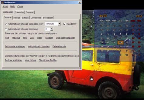 logiciel 17 logiciels gratuit pour changer automatiquement votre fond d 233 cran sur votre pc