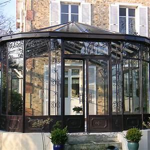 Veranda Verriere : en guise de jardin d 39 hiver ou de v randa les structures ~ Melissatoandfro.com Idées de Décoration