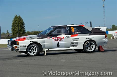 motorsport imagery rally cars audi quattro  john hanlon