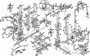Weider Weider Pro 9645 Parts
