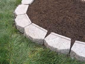 DIY Concrete Garden Border Edging