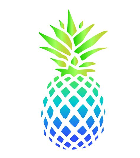 Animated Pineapple Wallpaper - pineapple clipart colorful pencil and in color pineapple