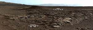 Mars mountain may have formed from big, wet lake ...