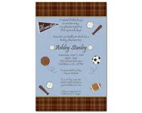 Baby Boy Shower Invitations Templates Free