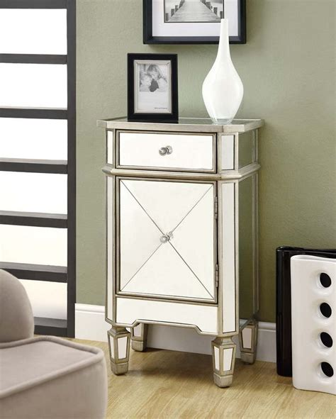 mirrored nightstand cheap beautiful and cheap mirrored furniture for