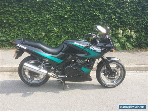 1999 Kawasaki Gpz For Sale In United Kingdom