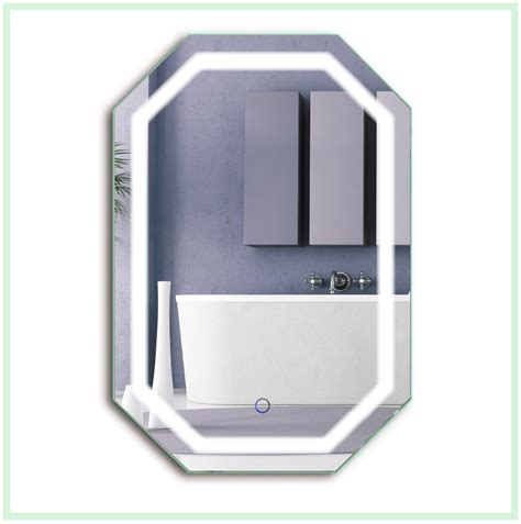 20 X 30 Bathroom Mirror by Tudor 20 X 30 Led Bathroom Mirror W Dimmer Defogger