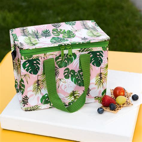 bathroom gift basket ideas tropical palm lunch bag rex at dotcomgiftshop