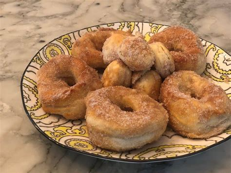 fryer air recipes donuts recipe doughnuts hip2save donut fried biscuit dough food quick frugal ish hip via save oven making