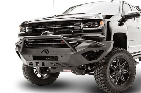 fab fours cs   vengeance chevy silverado